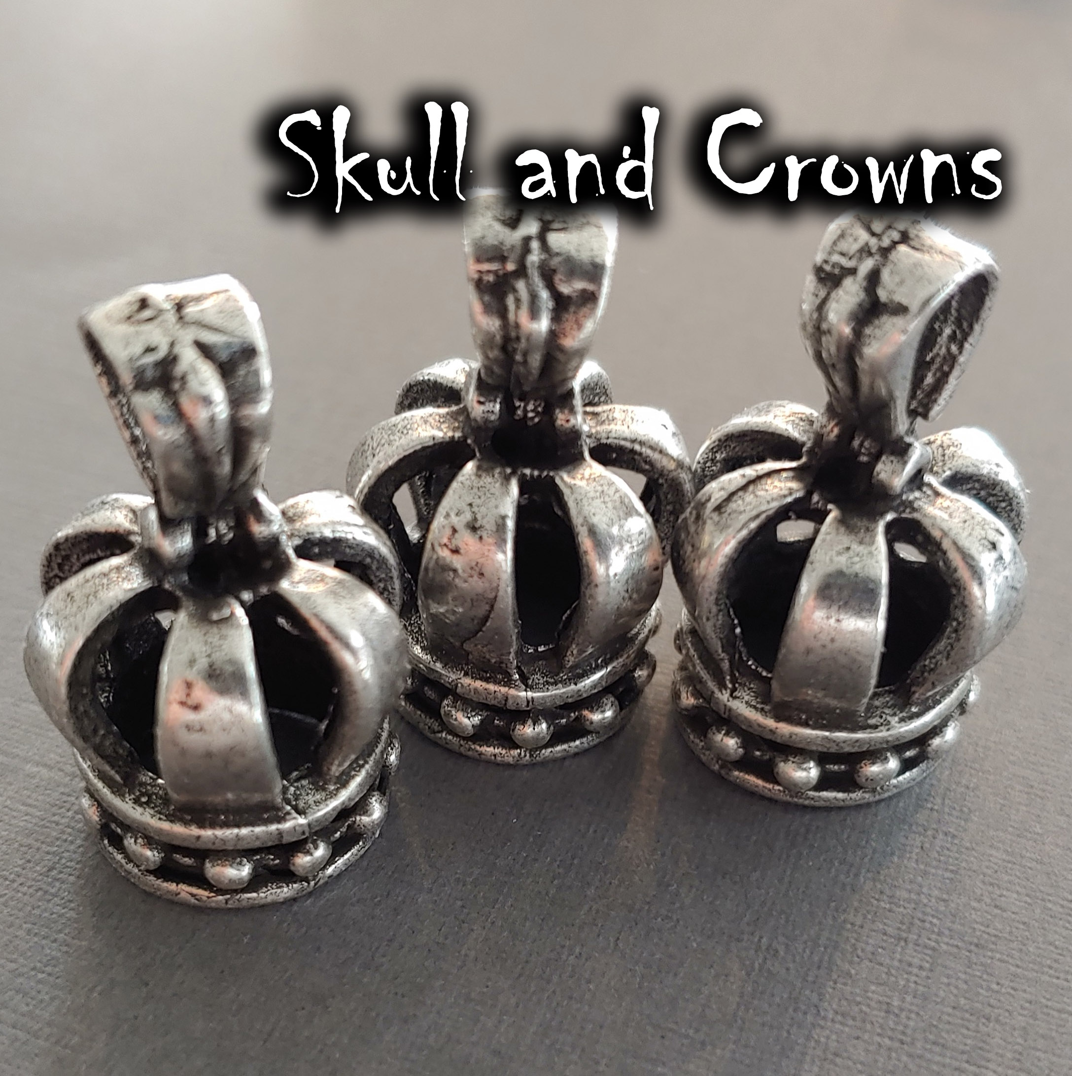 Skull and Crowns