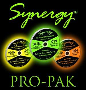 Synergy Beading Wire PRO-PAK SAVE 10%