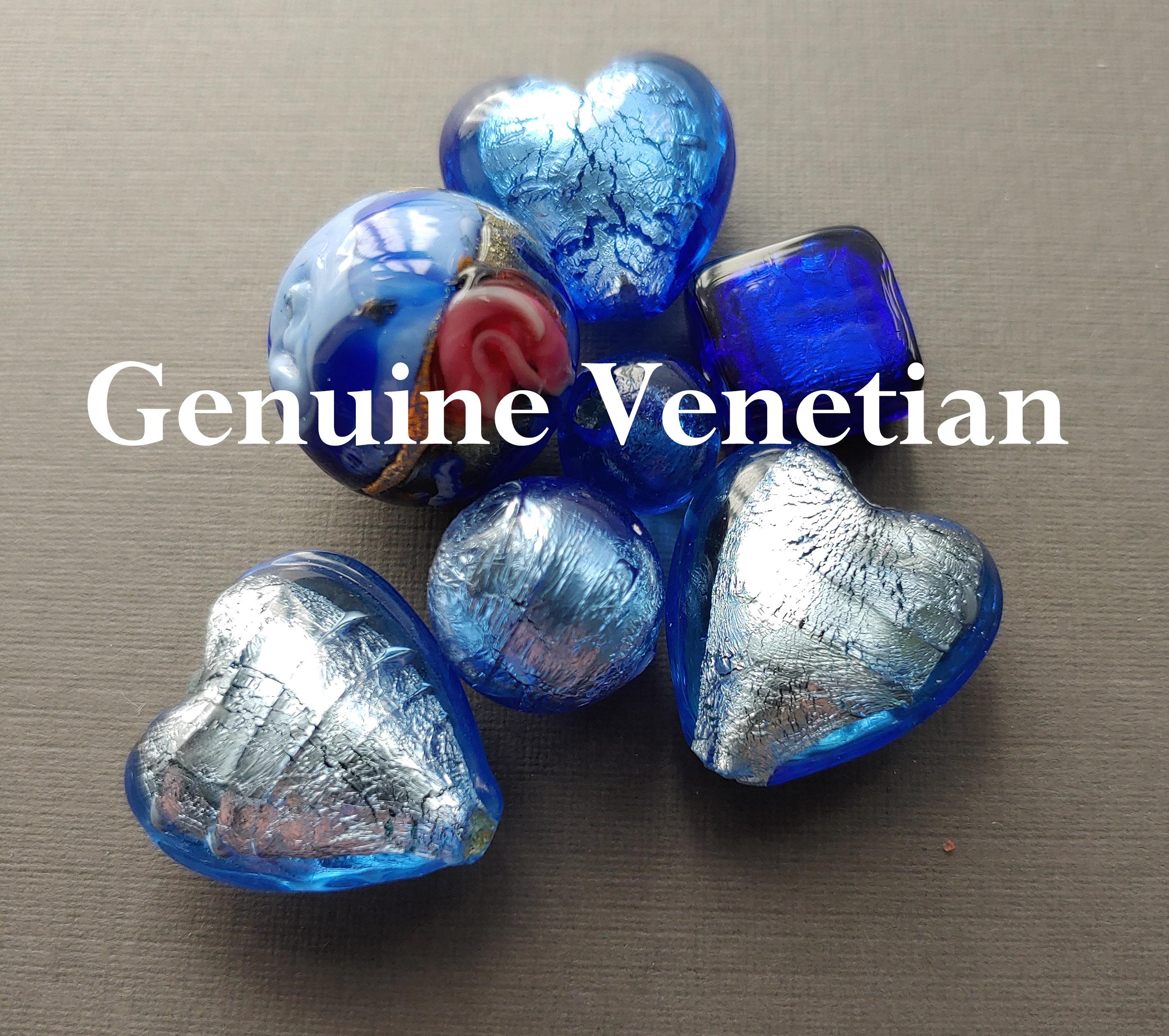 Authenic Venetian Glass Beads